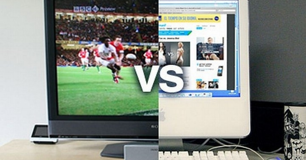 tv vs internet Online vs tv: 72% of agencies say online video ads are as effective – or more effective – than tv youtube internet marketing industry statistics:.