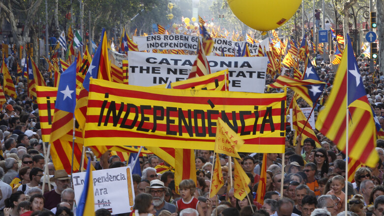 O catalogne vote indpendance facebook